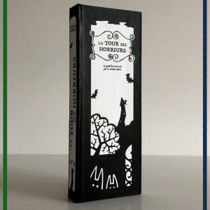 Nicolas Codron - La Tour des Horreurs Pop-up Book 2021