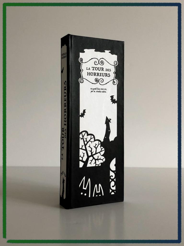 Nicolas Codron, La Tour des Horreurs Pop-up Book 2021